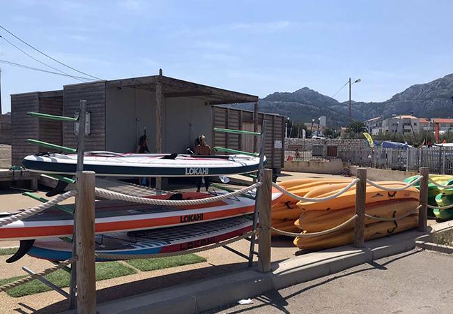Location Paddle / Kayak ...